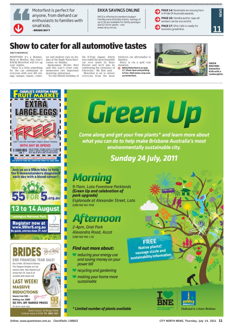 City North News, July 14, 2011
