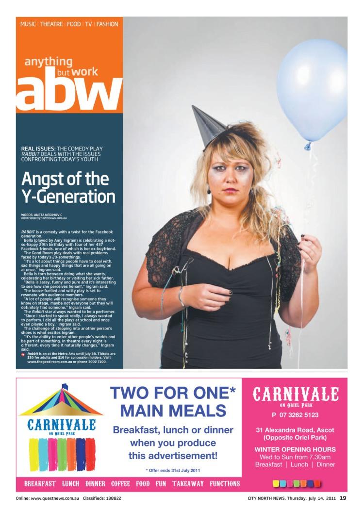 City North News, July 14, 2011