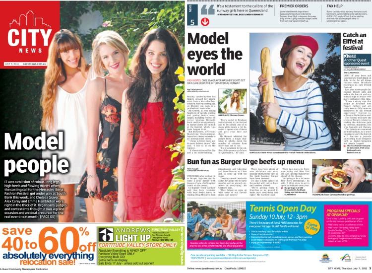 City News, July 7, 2011
