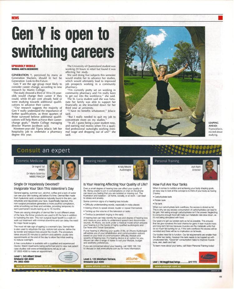 City News, February 11, 2010