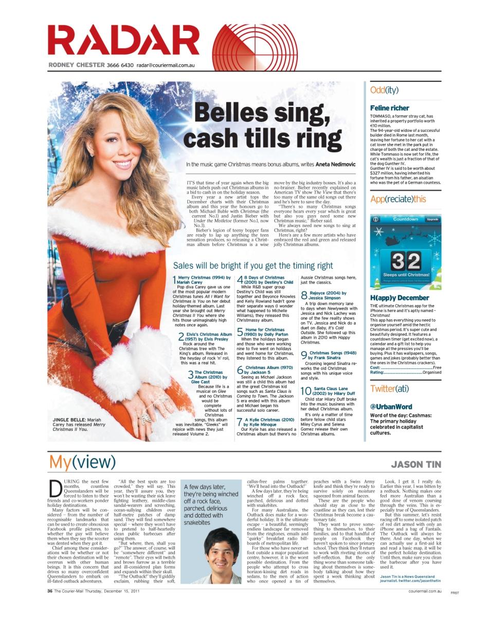 Belles Sing, Cash Tils Ring | Aneta Nedimović