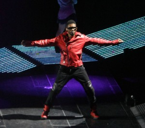 Usher - Brisbane Entertainment Centre