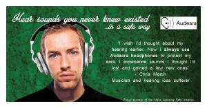 chris martin - hear sounds