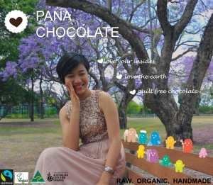Pana Chocolate - without chocolate version