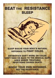 sleep resistance